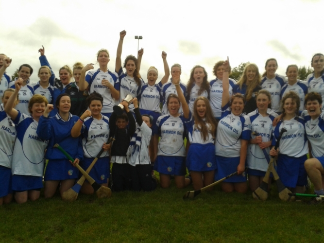 Kildalkey - Meath Junior Camogie Champions 2012
